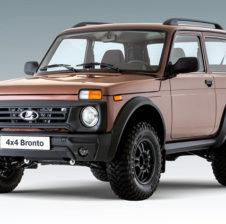 Lada 4x4 Bronto