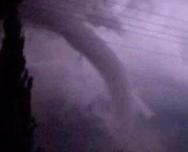 Анталия торнадо