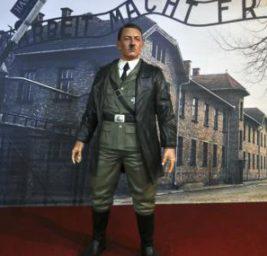Восковая фигура Адольфа Гитлера