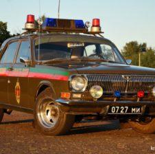 ГАЗ 24 205 КГБ СССР