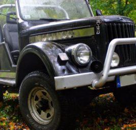 ГАЗ 69М