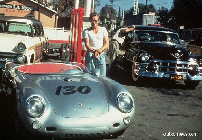 Джеймс Дин, 24, 1931-1955