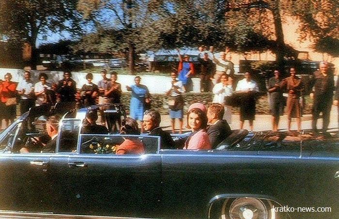 Джон Кеннеди, 46, 1917-1963