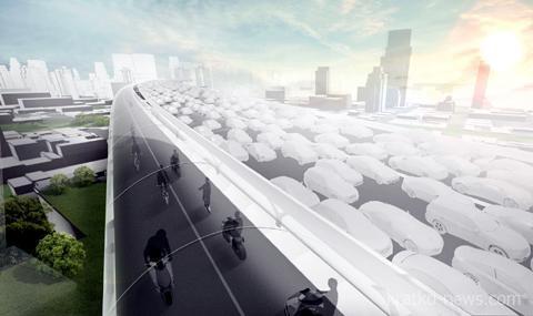 Дороги для электромобилей