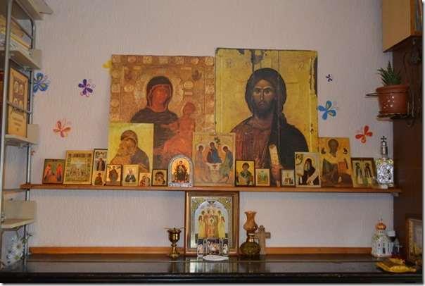 Иконы дома