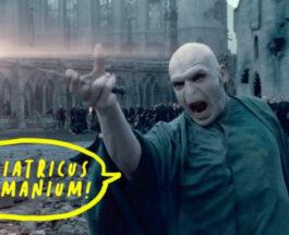 Когда Волдеморт умер во время боя в Хогвартсе, ему был 71 год.