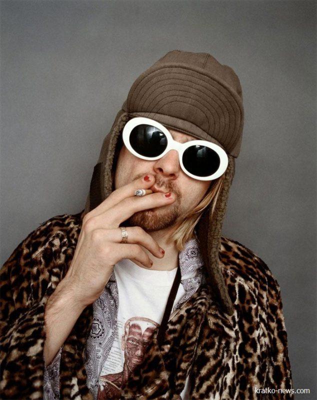 Курт Кобейн, 27, 1967 - 1994