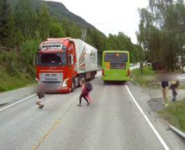 Норвегия авто