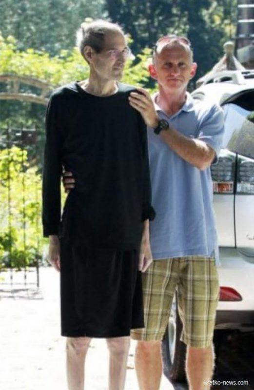 Стив Джобс, 56, 1955 - 2011