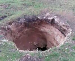 провал Донецкая область