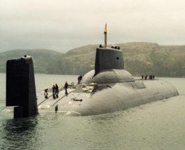 проект 941 «Акула»