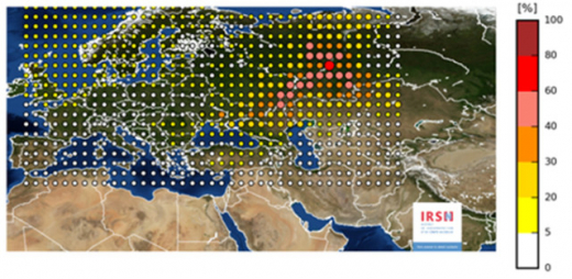радиоактивное облако