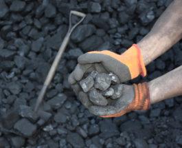 уголь италия