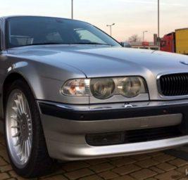 BMW 750i L7
