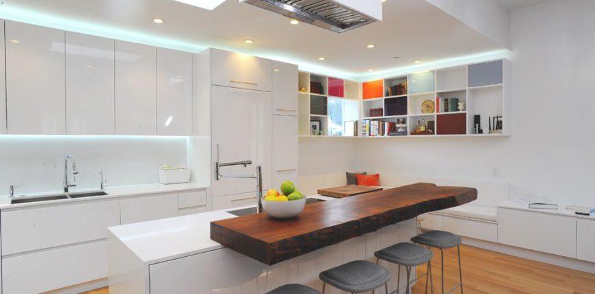 светодиодной подсветки на кухню