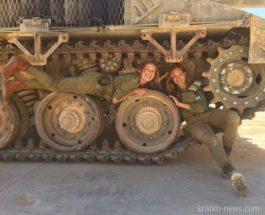 Армия Израиль девушки
