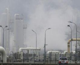Взрыв газа в Австрии