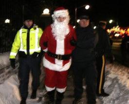 Криминальный Санта-Клаус