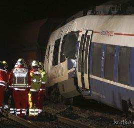 Крушение поезда Дюссельдорф