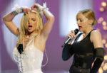 Мадонна и Бритни