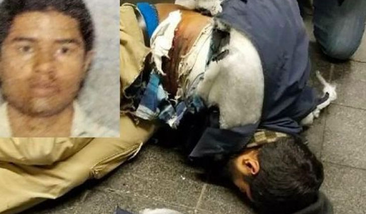 Манхэттенский террорист