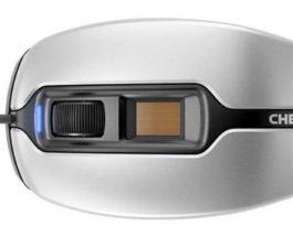 Мышь со сканером