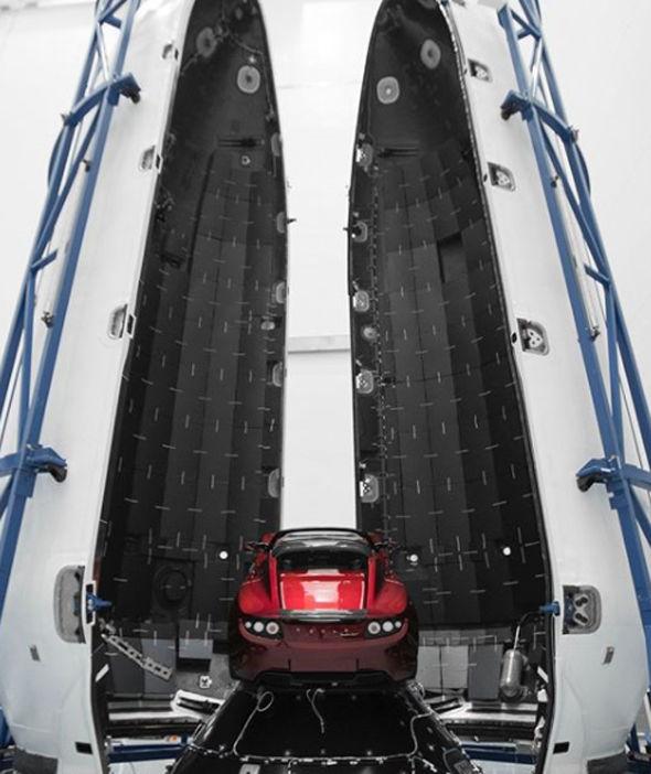 spacex falcon heavy последние новости #11