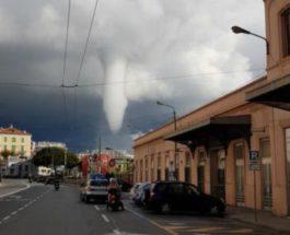 Торнадо Италия