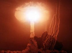 С силой 17 Хиросим: ядерное испытание в Китае сдвинуло всю гору