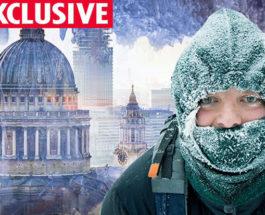 глобальное похолодание