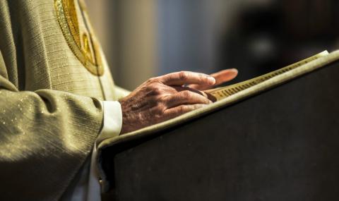 итальянский священник