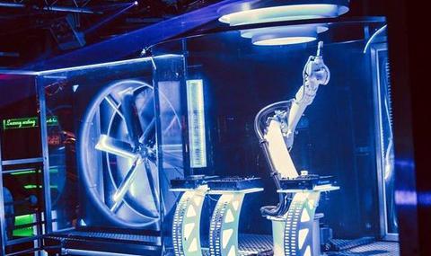 робот-диджей