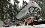 снег Германия