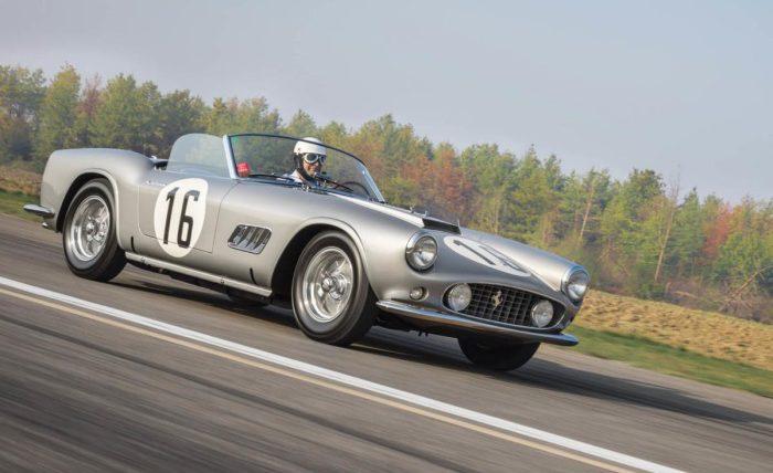 Ferrari 250 GT California Spider LWB Competizione