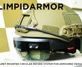 LimpidArmor Helmet-Mounted