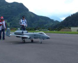 Thunderbolt A-10