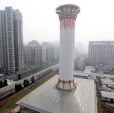 Башня очистки воздуха