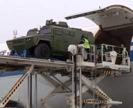 Беларусь китайские бронемашины