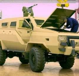 Вооружение Азербайджан