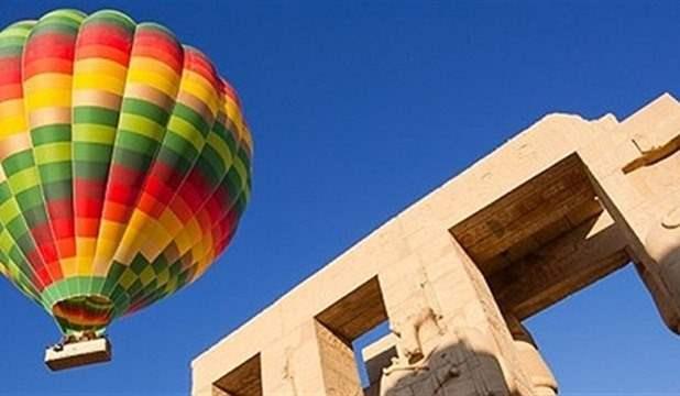 Египет воздушный шар