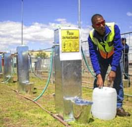 Кейптаун без воды