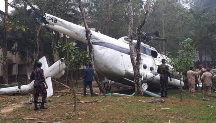 Ми-17 Бангладеш