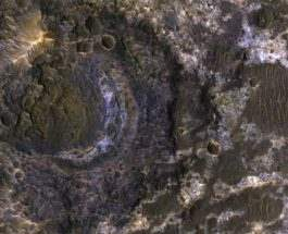 НАСА на Марсе есть древние озера и реки