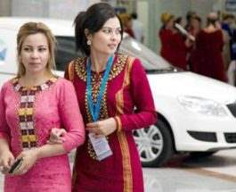 Туркменистан водители