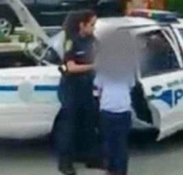 арестовали мальчика
