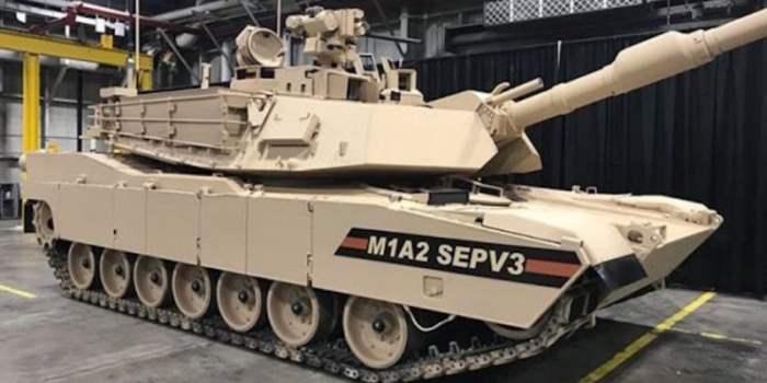 новый танк сша