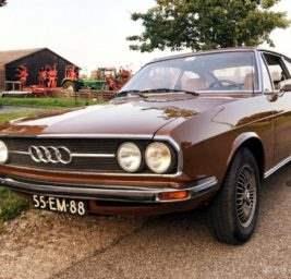 Audi 100 Coupé S C1