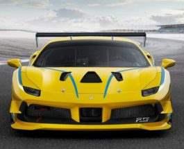 Ferrari с V8
