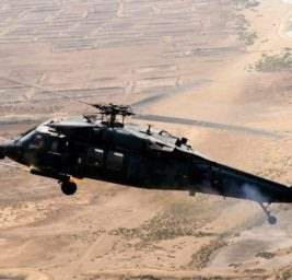 Sicorsky UH-60M Black Hawk