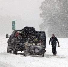 Tallahassee snow
